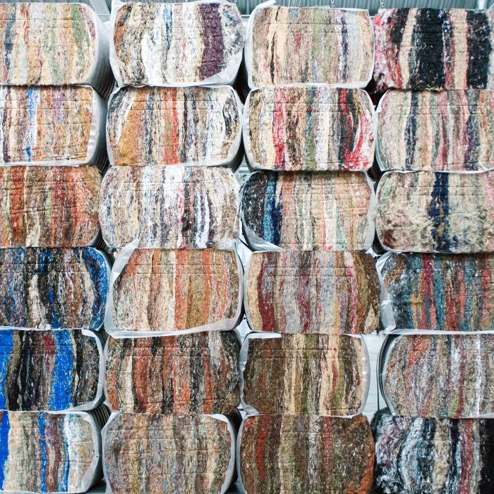 Bales of Fibres